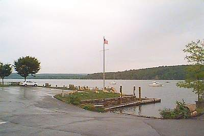 Town Dock Boat Launch, Deep River