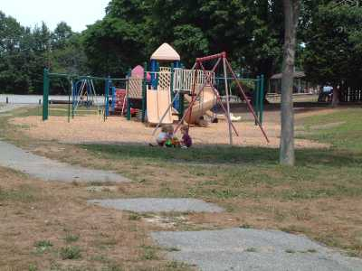 Playground at McCook Park, East Lyme