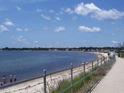 Niantic Bay Boardwalk, East Lyme