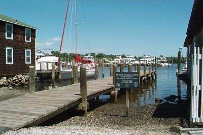 Water Street Public Dock & Launch, Groton