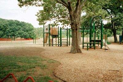 Playground at Shantok-Village of Uncas, Montville