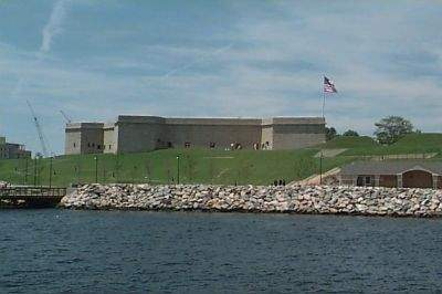 Fort Trumbull State Park, New London