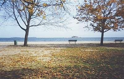 Calf Pasture Beach, Norwalk