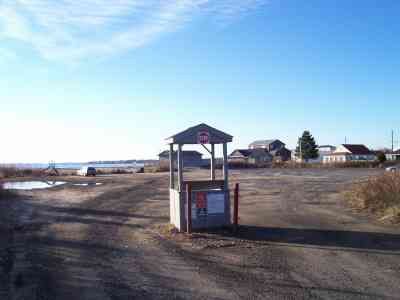 Parking at Harvey's Beach, Old Saybrook