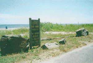 View of Altschuler Beach, West Haven