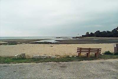 Old Mill Beach, Westport